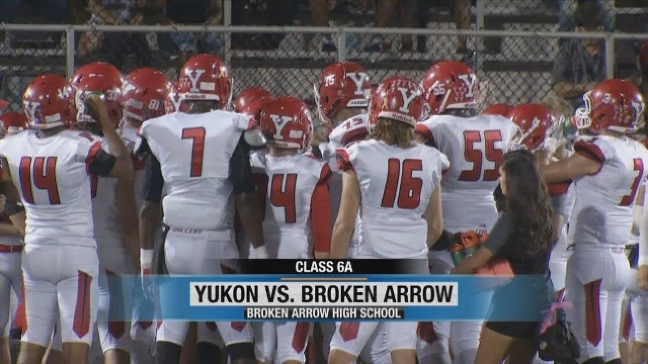 High School Highlights: Broken Arrow Vs. Yukon