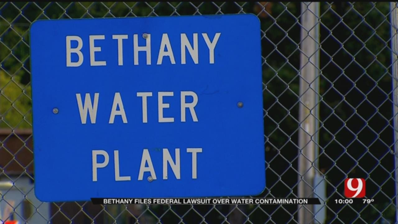 City Of Bethany Files Federal Lawsuit Over Water Contamination