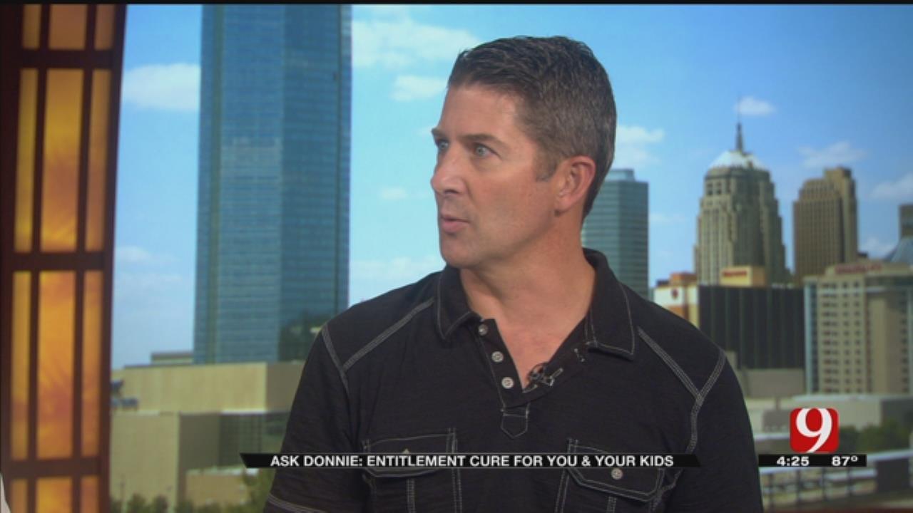 Ask Donnie: Entitlement Cure