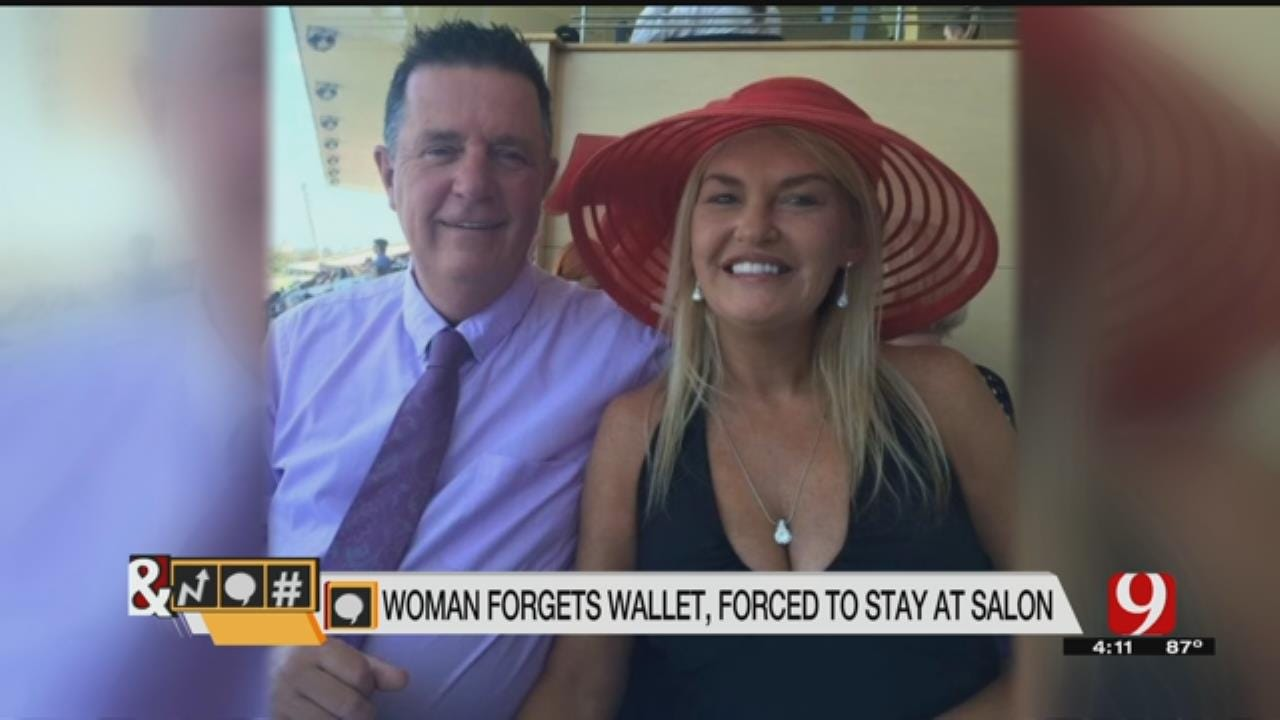 Trends, Topics & Tags: Woman Forced To Stay At Hair Salon When She Can't Pay