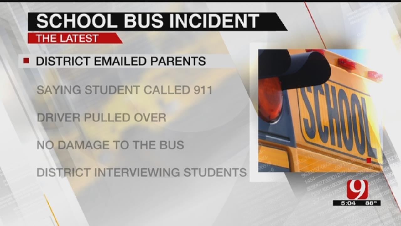 Stillwater Public Schools Investigating Report Of Reckless Bus Driver