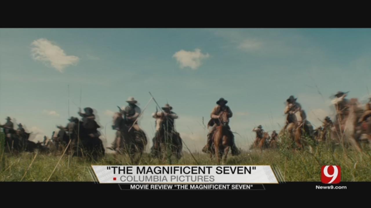 Dino's Movie Moment: The Magnificent Seven