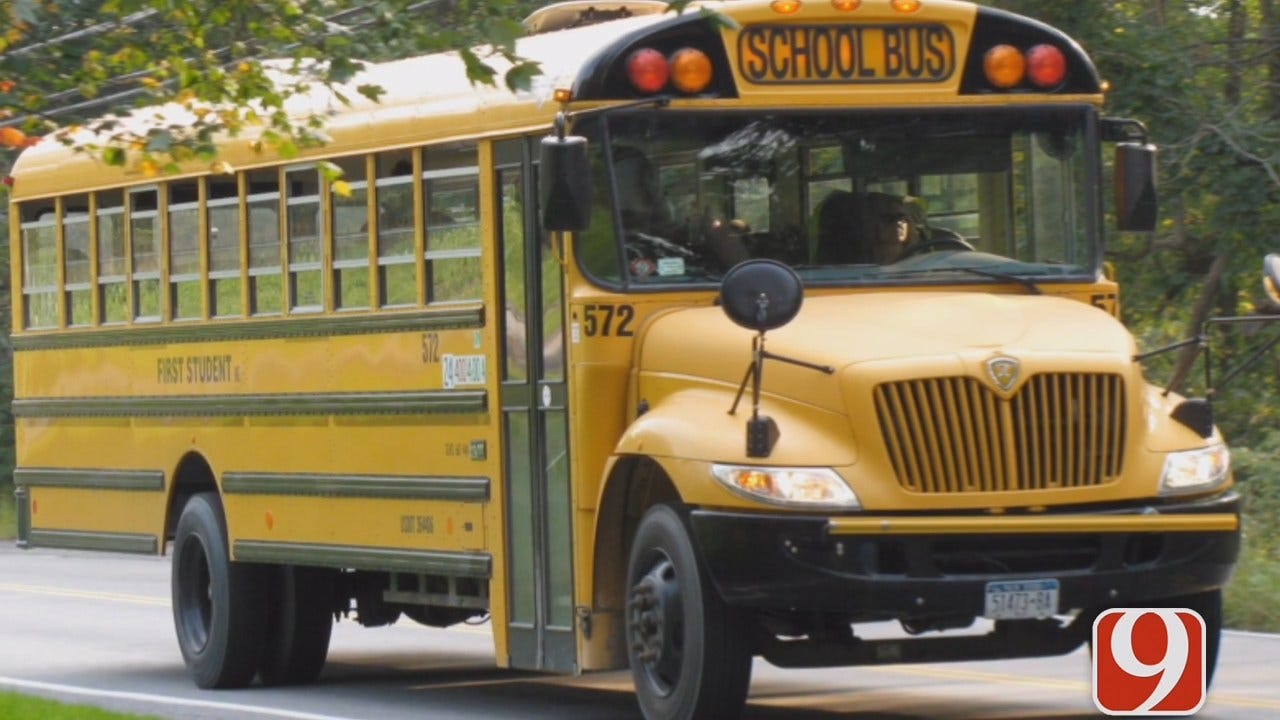 Stillwater Police Say Bus Driver Was Not Driving Recklessly