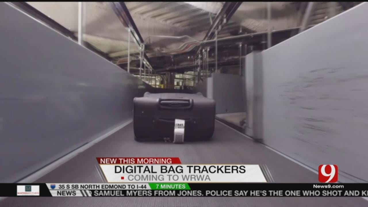 Airlines Tagging Bags With ID Chips