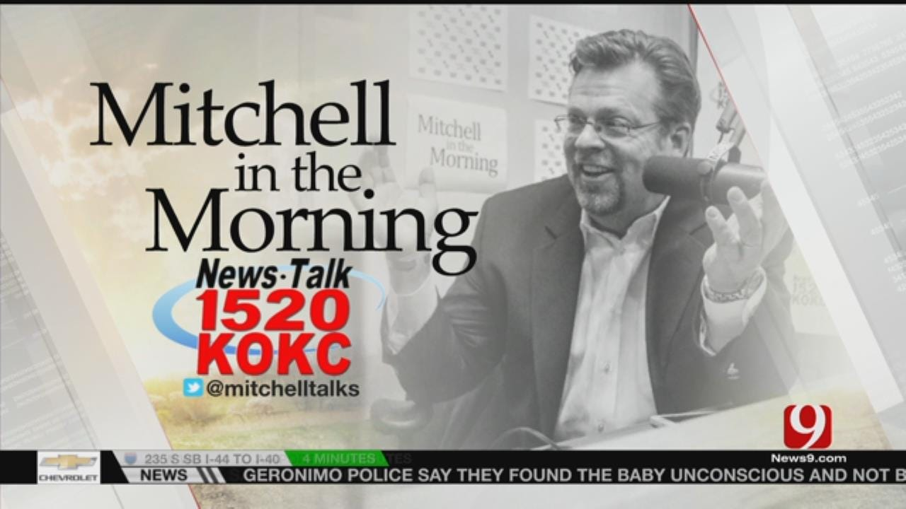 Mitchell In The Morning Talks SQ 781