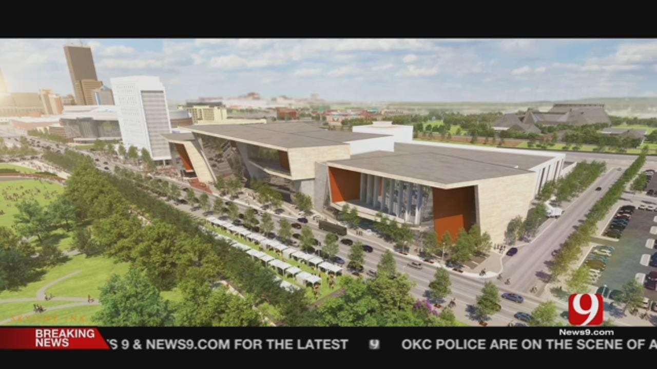 Development In Downtown OKC Booming