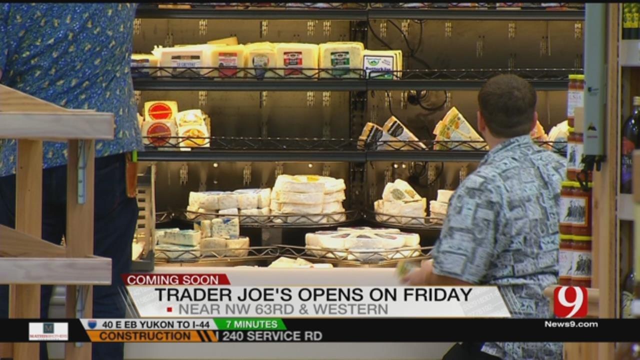 Trader Joe's To Open Soon