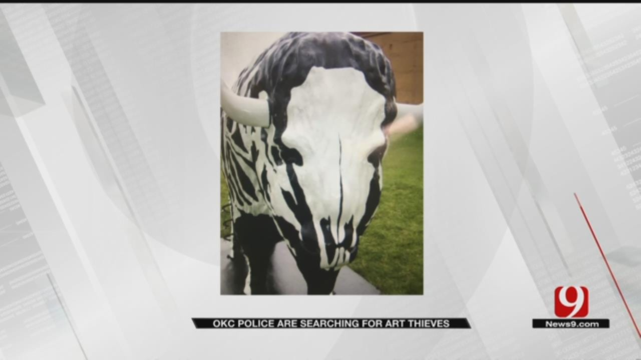 """Police On The Lookout For """"Buffalo Bandit"""""""