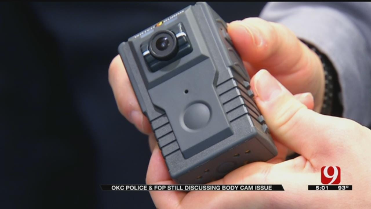 Body Cams May Not Be Back On OCPD Officers Until 2017