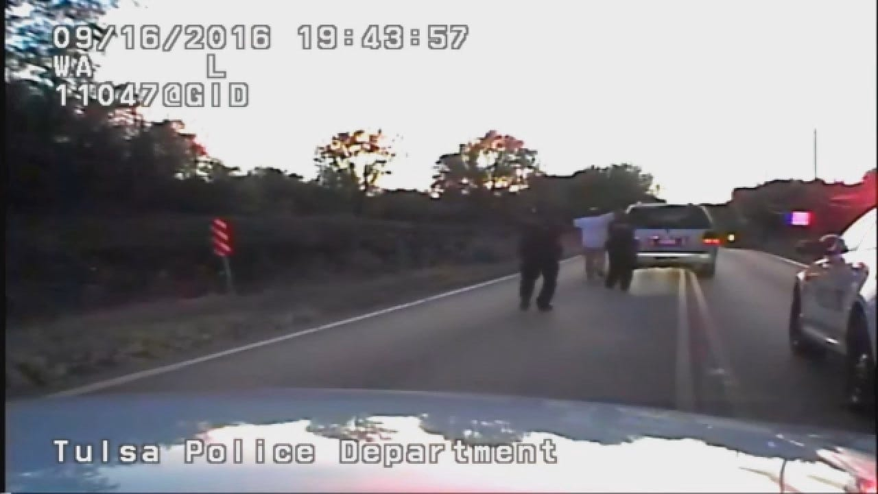 WEB EXTRA: Dashcam Footage Captures Deadly Officer-Involved Shooting