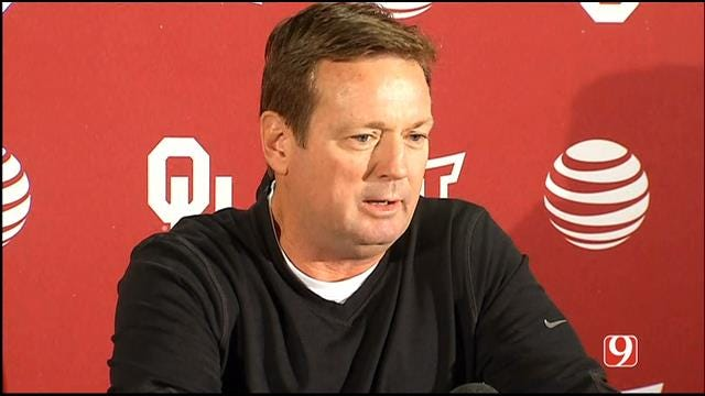 Bob Stoops' Weekly News Conference Following OU's Loss To Ohio State