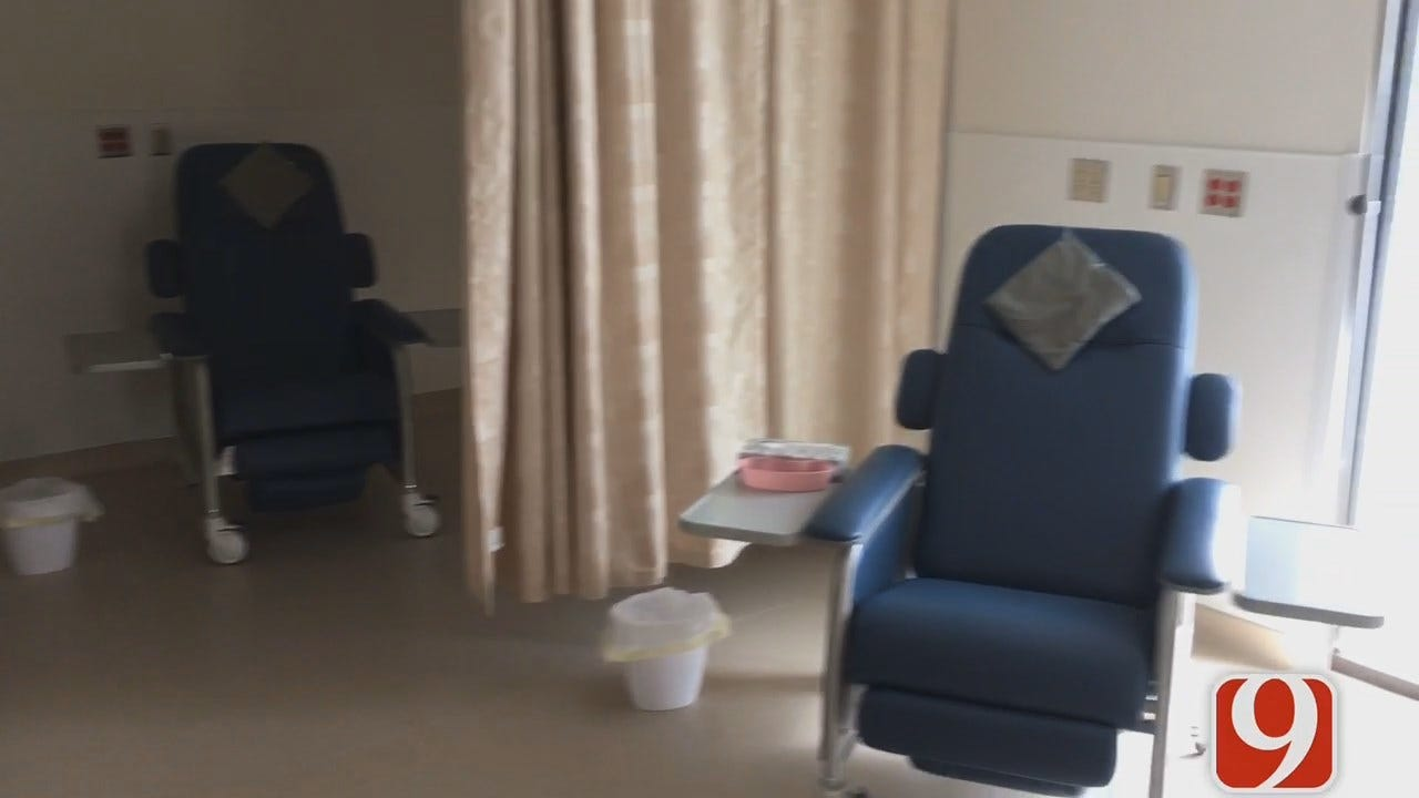 Exclusive Look Inside Oklahoma's New Women's Health & Abortion Clinic