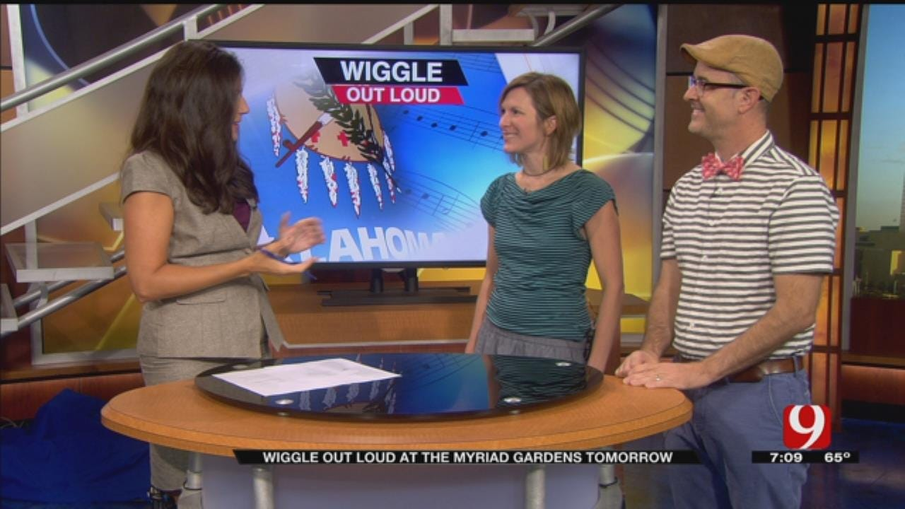 Wiggle Out Loud At Myriad Gardens