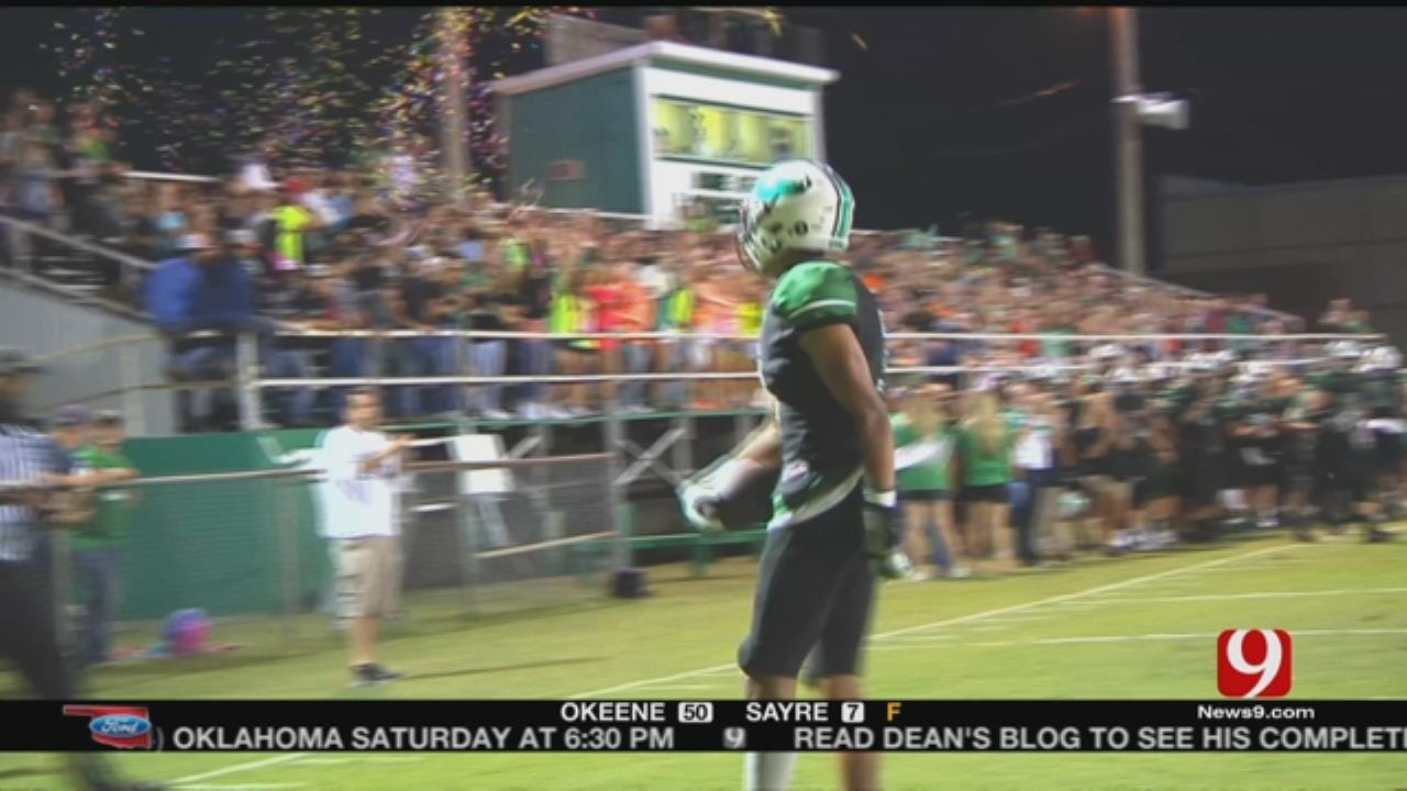 High School Highlights: Jones Vs. Hennessey