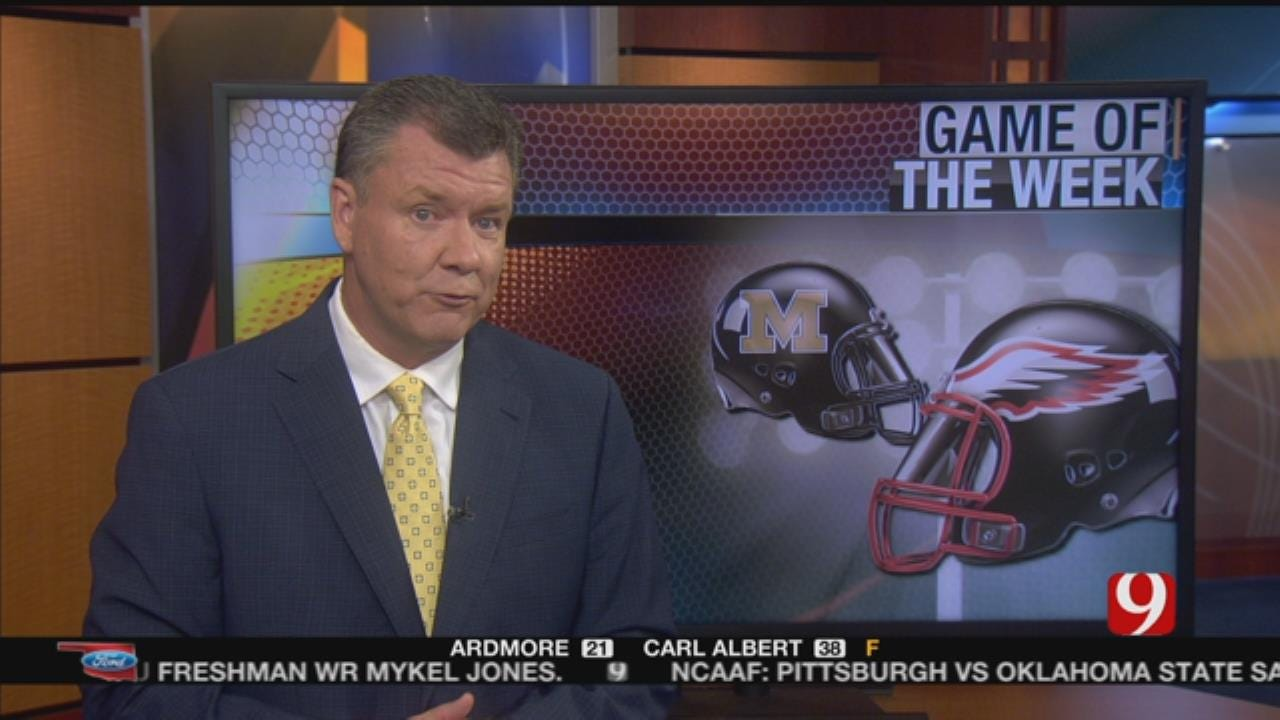 Game Of The Week: Midwest City-Del City