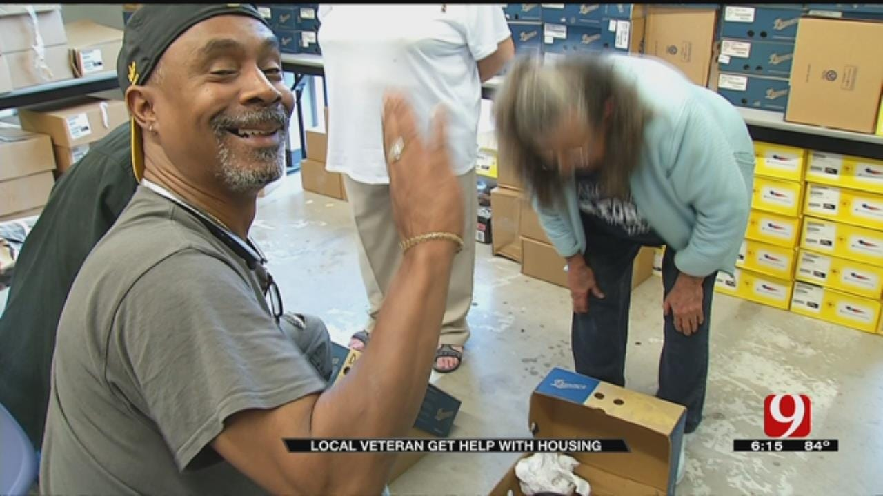 Sooner Stand Down Serves Hundreds Of Homeless Veterans