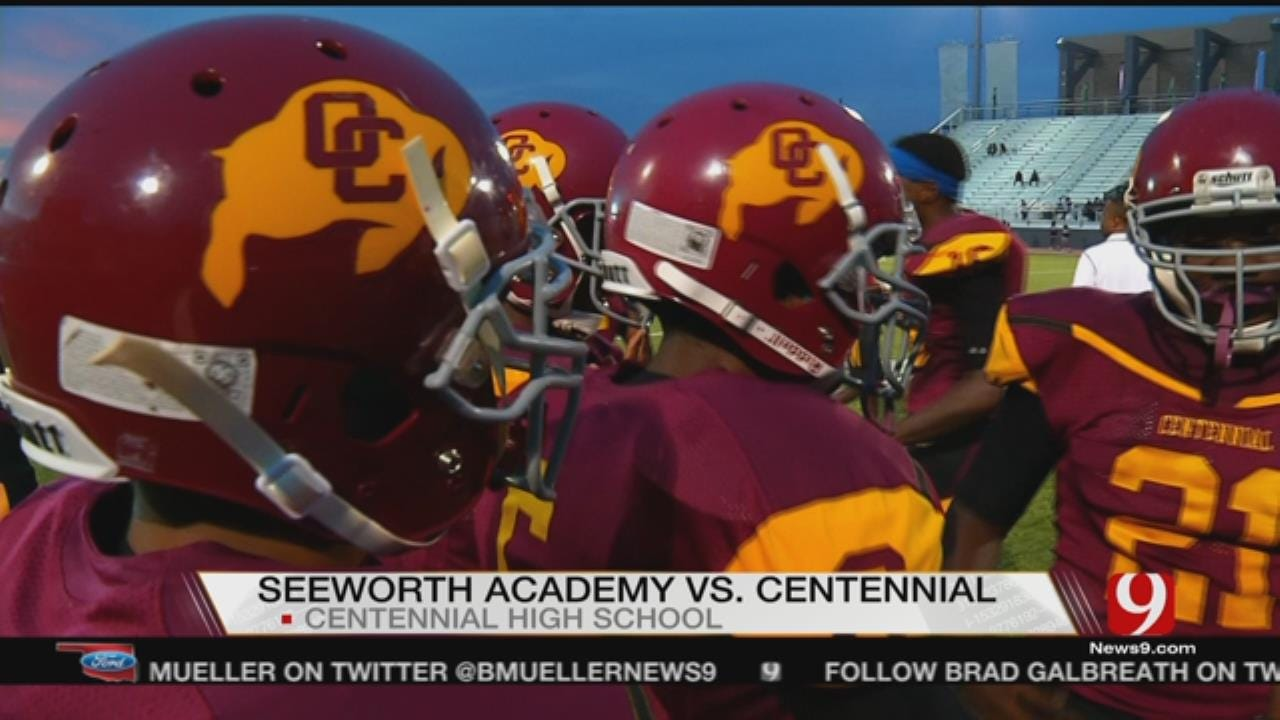 Centennial Beats Seeworth, 36-6