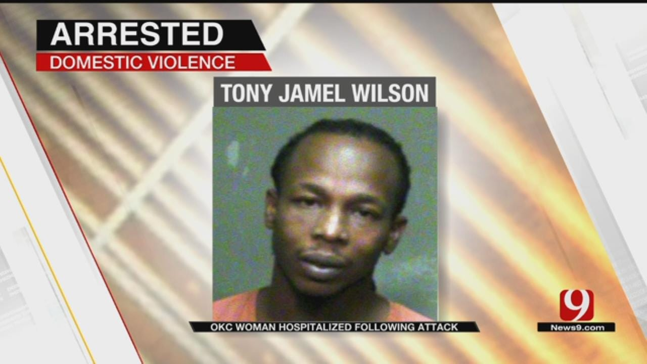 Police: OKC Woman Hospitalized Following Domestic Violence Attack