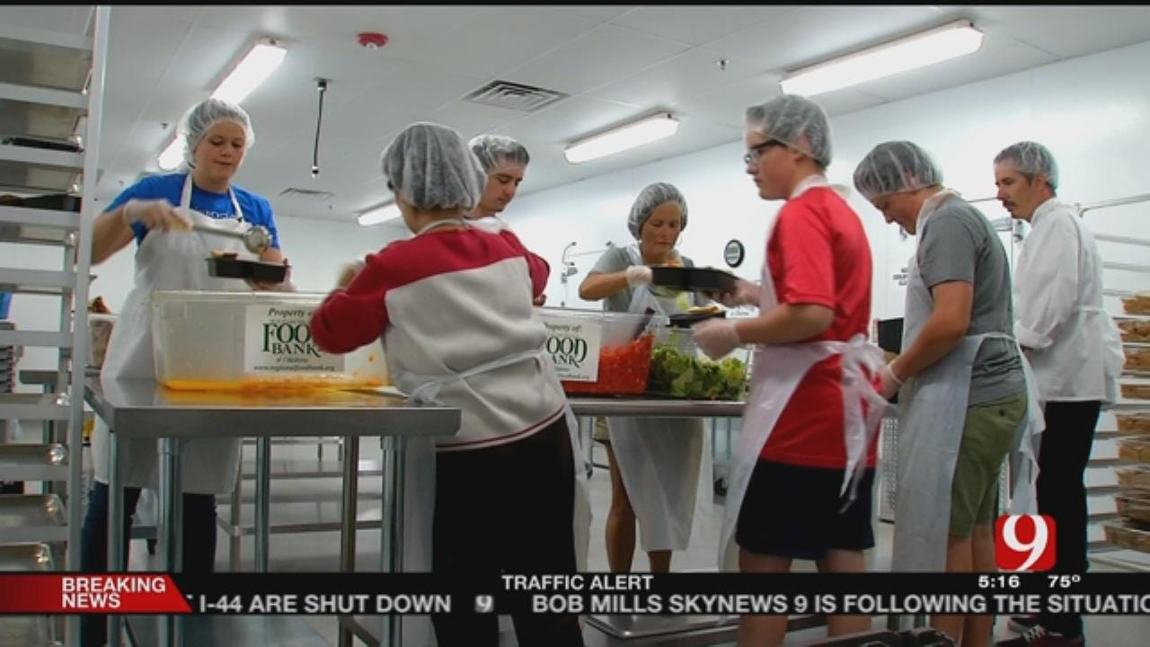Food For Kids Helps Provide Meals For Students Before & After School