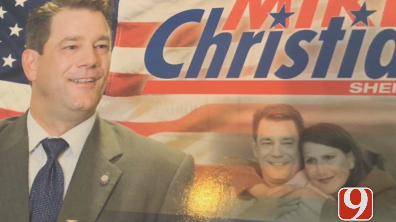 WEB EXTRA: Preview Of Debate For Oklahoma Co. Sheriff Position