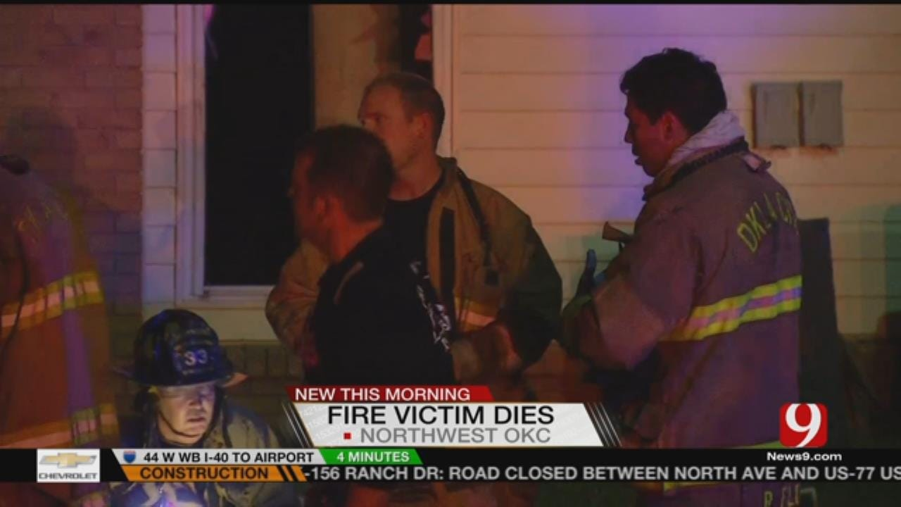 Mother Dies After Tuesday's 3-Alarm Fire