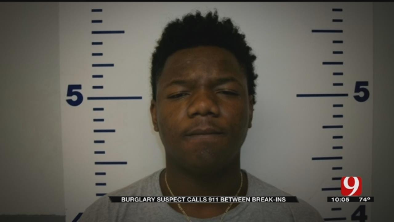 Guthrie Resident Fights Off Accused Burglar