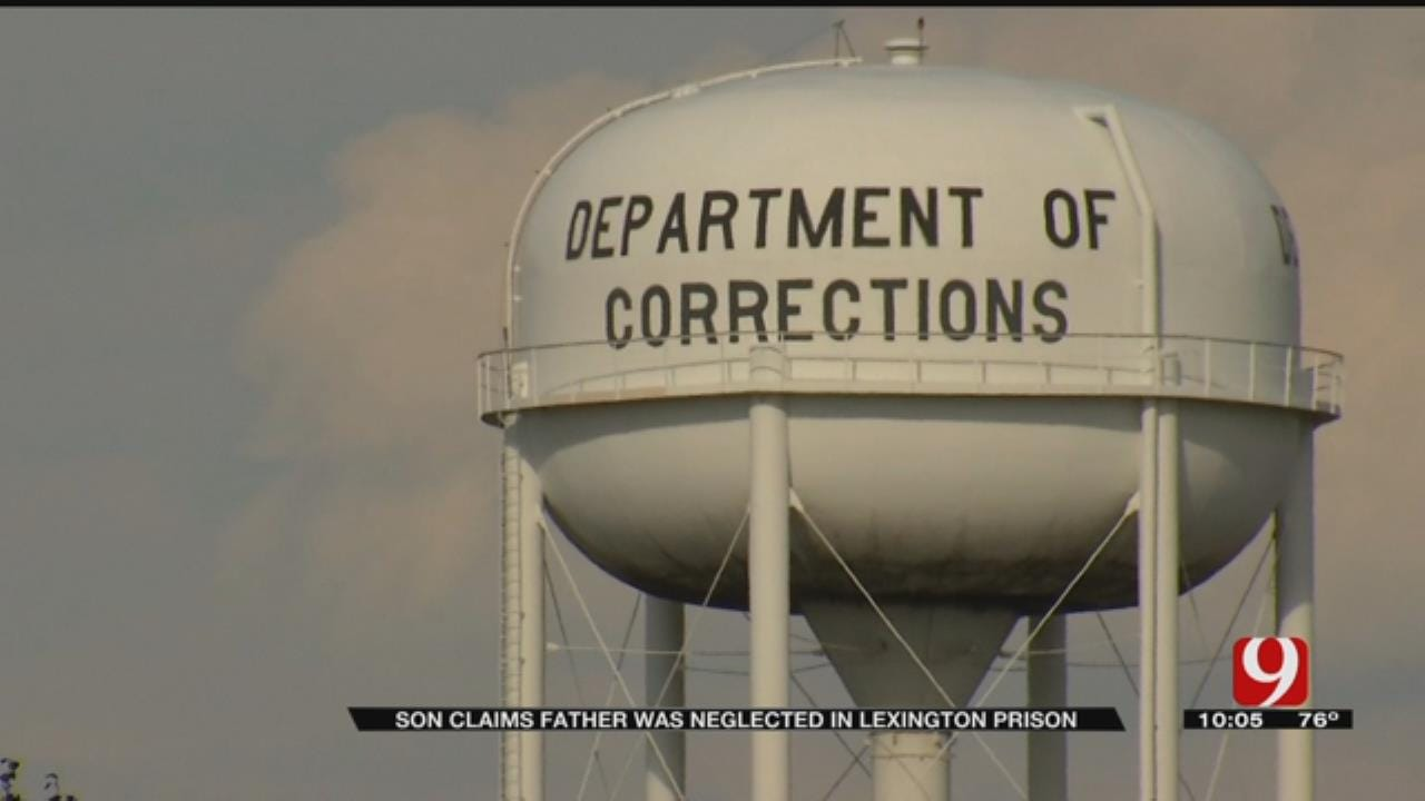Son Claims Father Was Neglected While In Lexington Prison