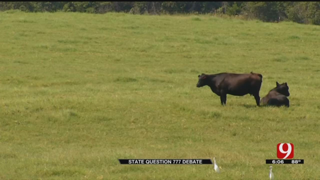 OKC City Council Opposes Right To Farm Measure