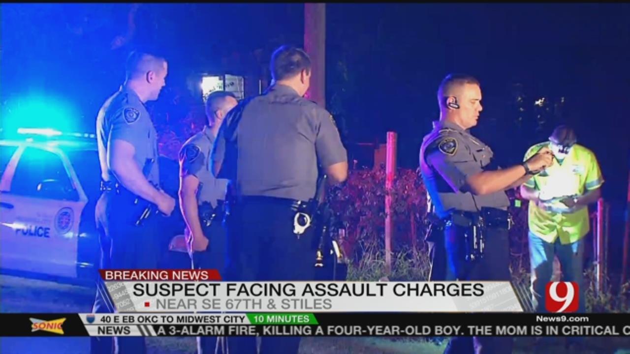 Police Make Arrest After Short Pursuit