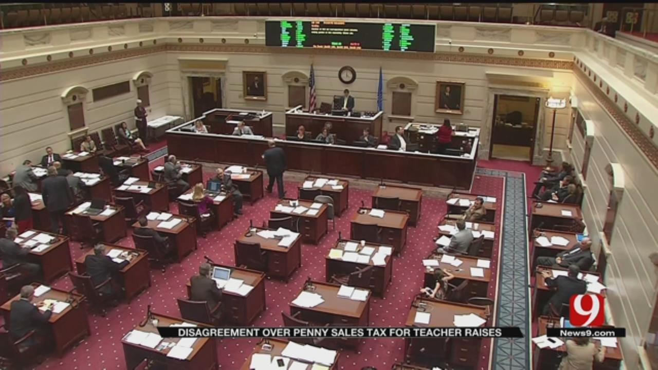 Gov. Fallin To Pitch Ideas To New Legislators If Teacher Raise Vote Fails