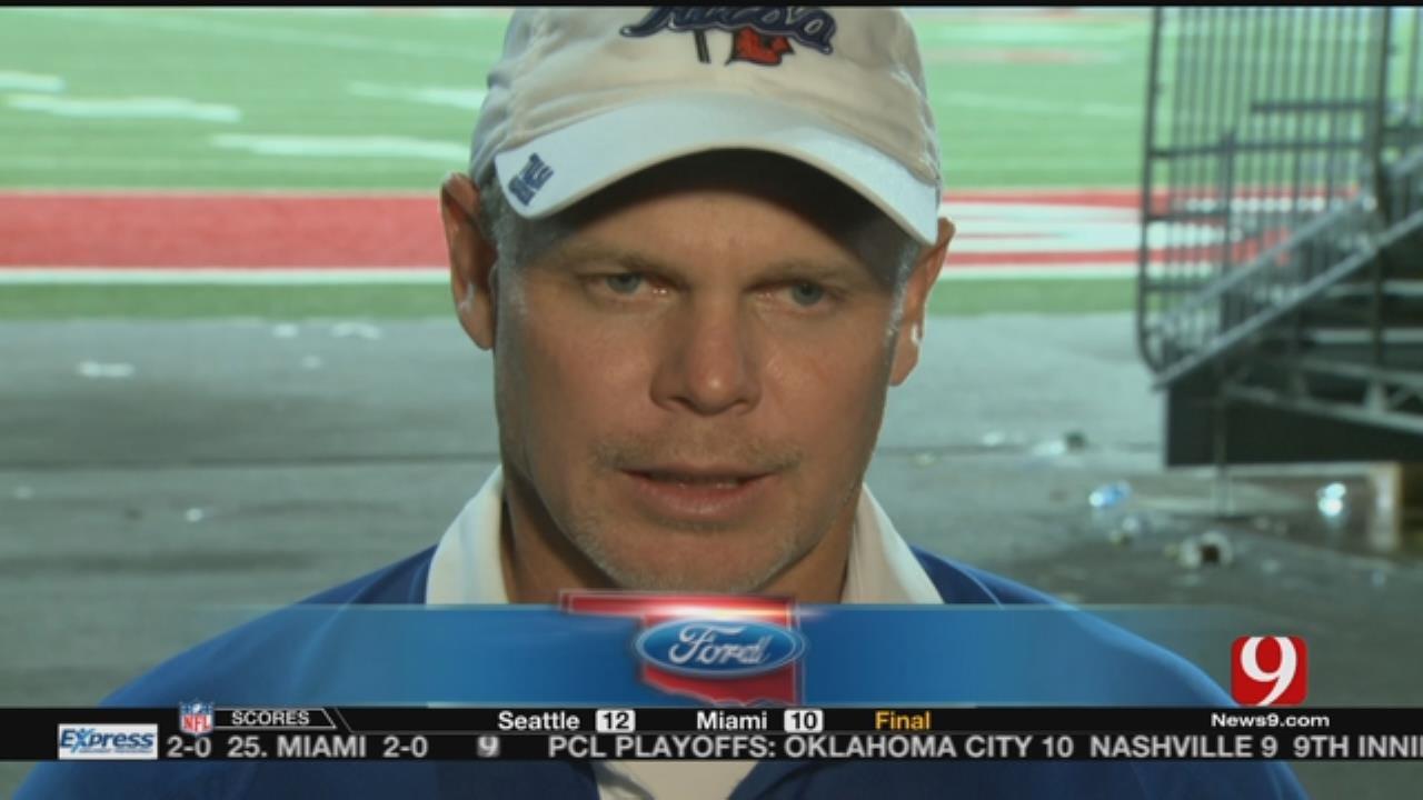 Tulsa Loses At Ohio State