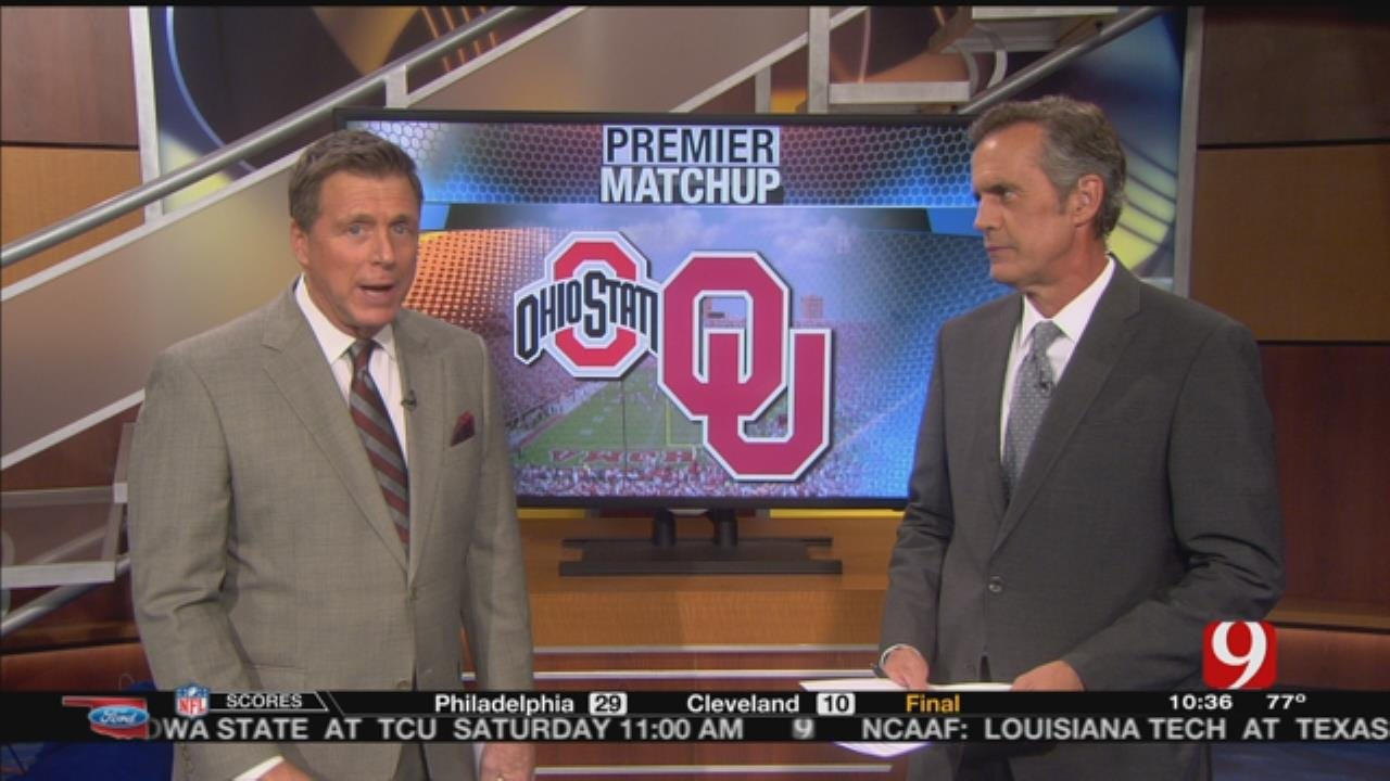 OU Report Card And Ohio State Look Ahead