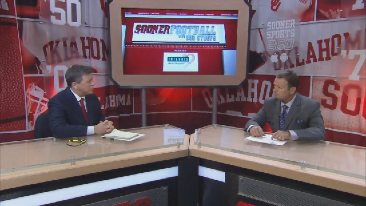 EXCLUSIVE: Stoops Sits Down With Dean