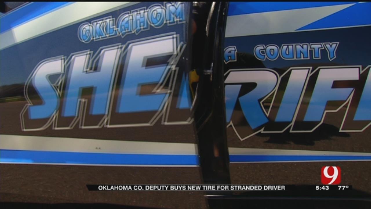 Oklahoma Deputy Goes Beyond The Call Of Duty