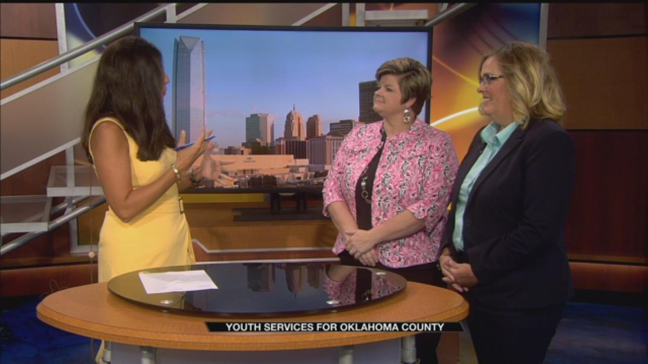Youth Services For Oklahoma County