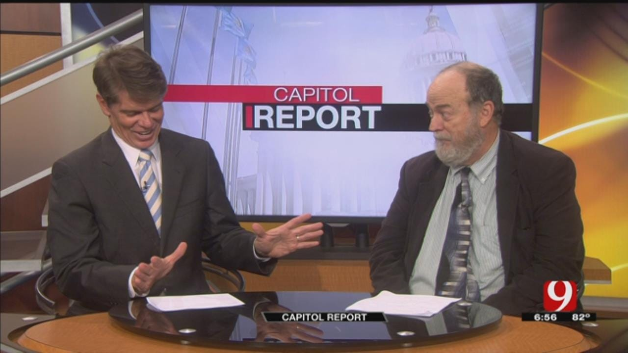 Capitol Report: Hillary Clinton