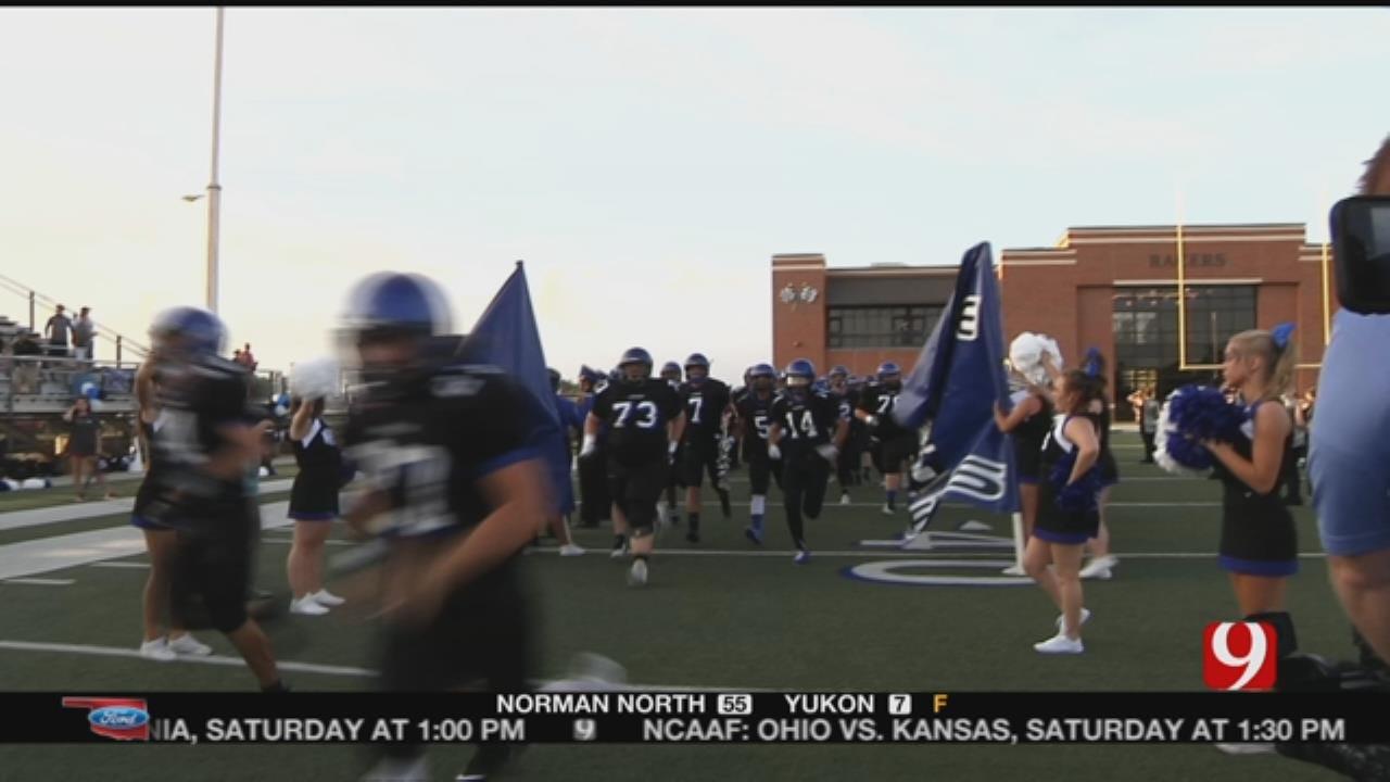 High School Highlights - Newcastle Vs. Tuttle