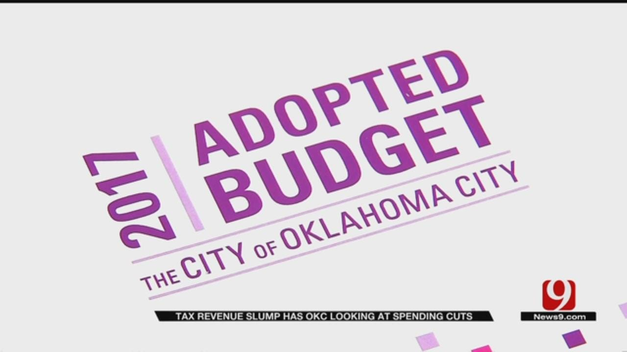 Tax Revenue Slump Has OKC Looking At Spending Cuts