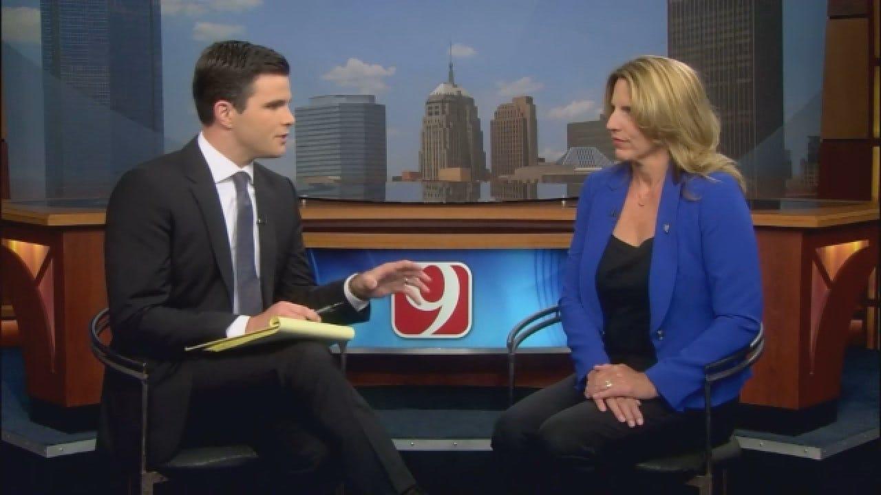 SIT DOWN WITH JUSTIN DOUGHERTY: Senator AJ Griffin Talks Pawnee Quake