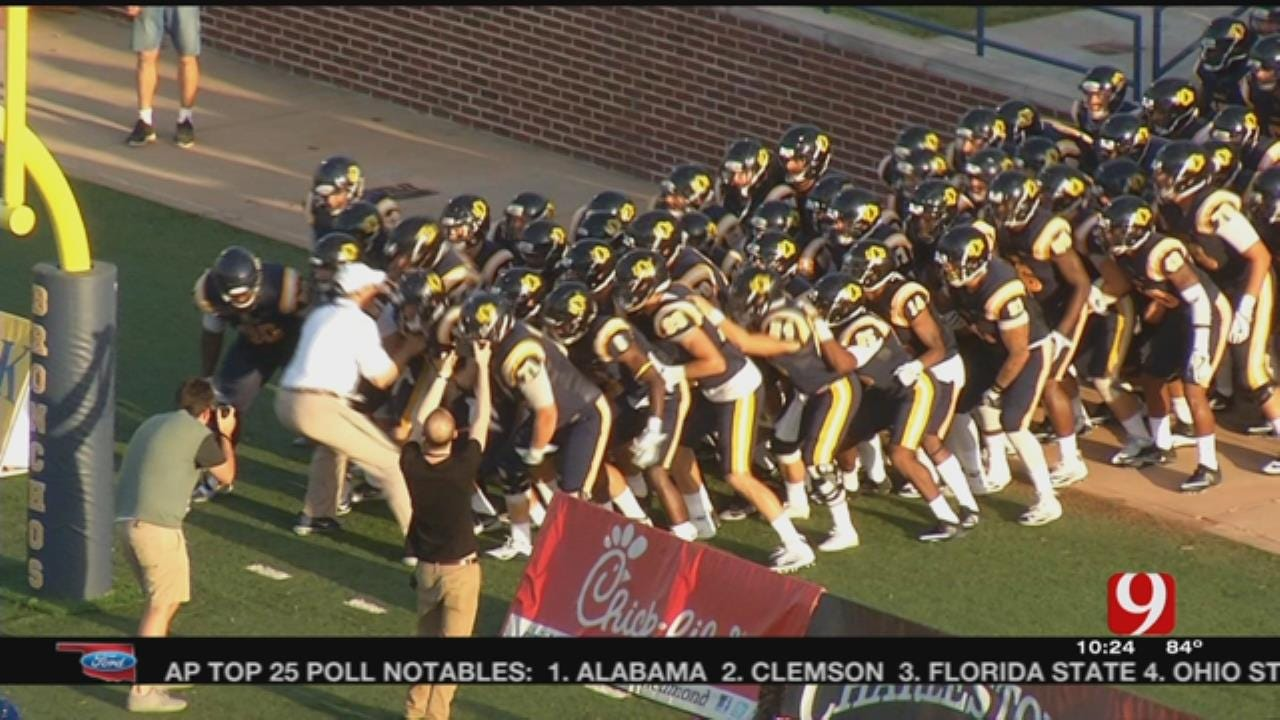 Bronchos Come Up Just Short To Pitt State