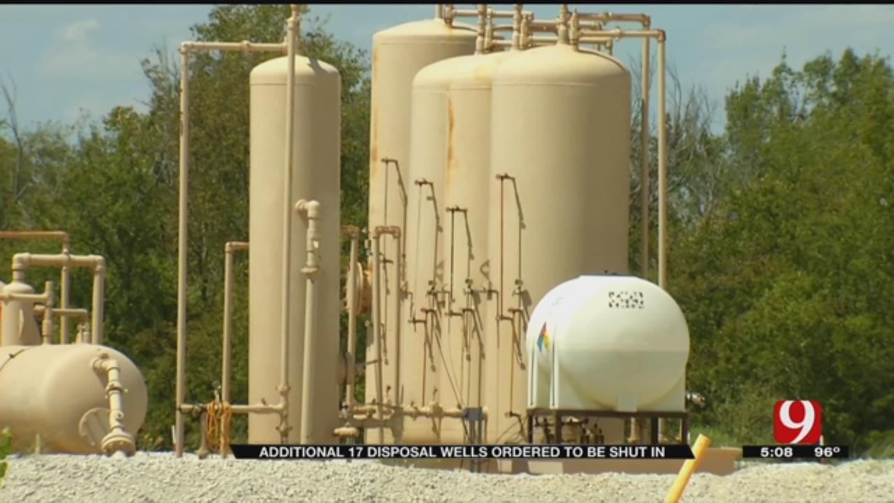 EPA Shuts Down Disposal Wells On Osage Tribal Land After Pawnee Earthquake