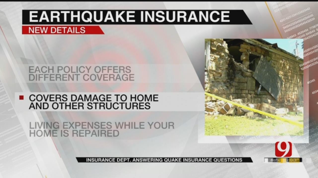 Oklahoma Insurance Commissioner Tours Pawnee Earthquake Damage