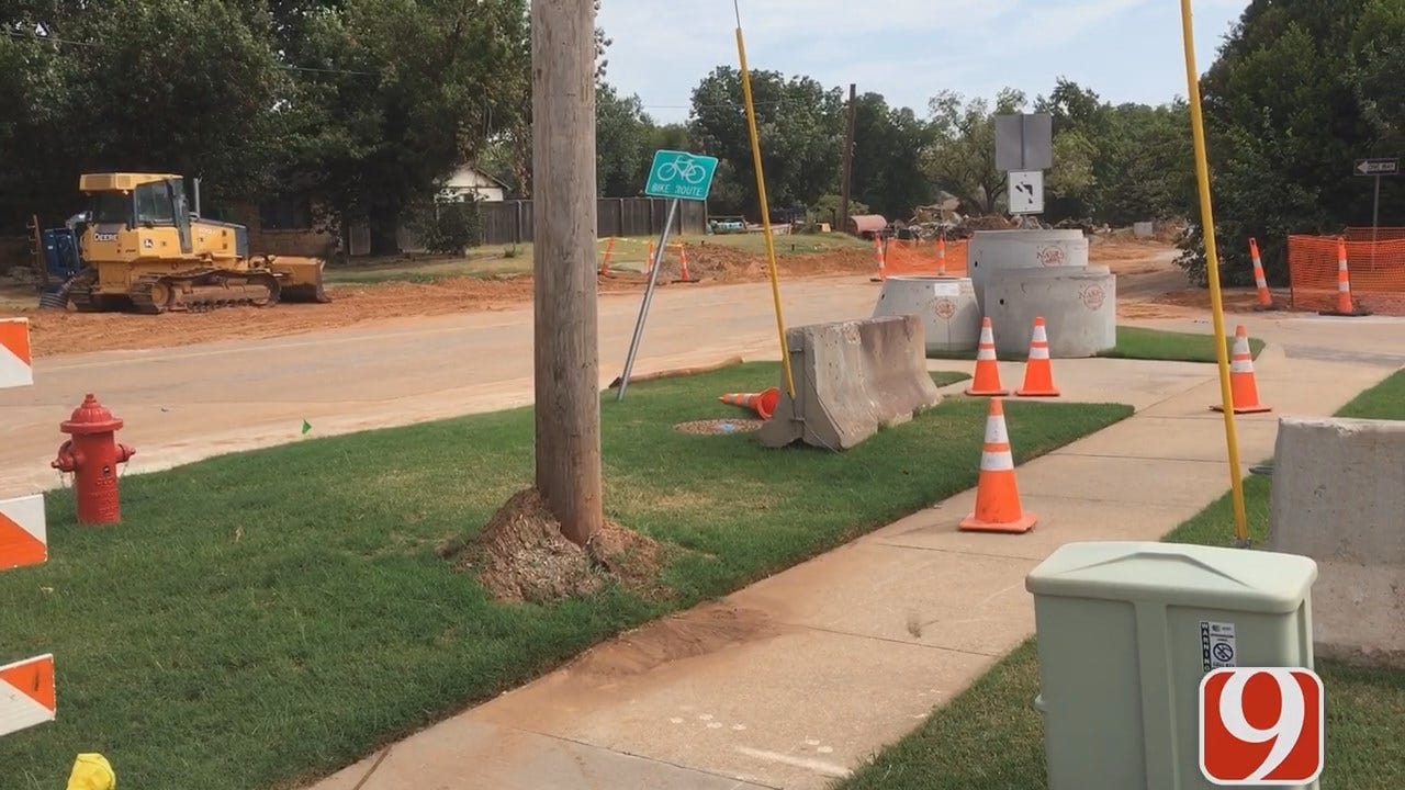 Norman Construction Could Cause Headaches For Gameday Traffic