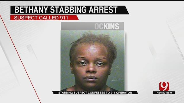 Bethany Stabbing Suspect Calls 911 Operator After Crime