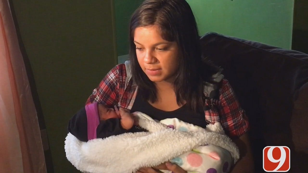WEB EXTRA: Mother Describes Terrifying Search For Kidnapped Newborn Baby