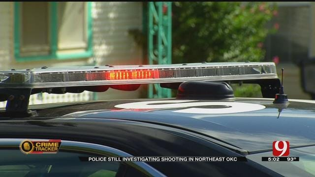 Police Investigate Report Of Shooting In Northeast OKC