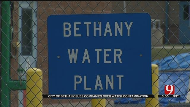 City Of Bethany Sues Companies Over Water Contamination