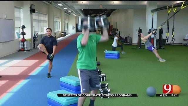 Medical Minute: Corporate Fitness Programs