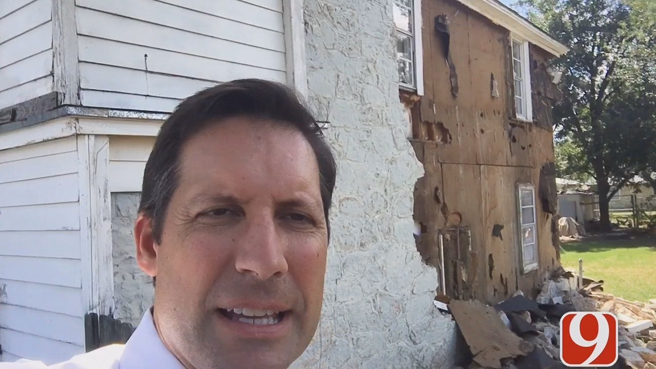 OKC Mason Talks About Hard-To-See Damage From Earthquakes