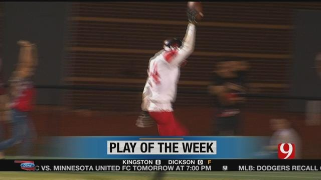 Play Of The Week: Sept.. 2